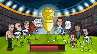 Troll Football Cup 2018 // Walkthrough