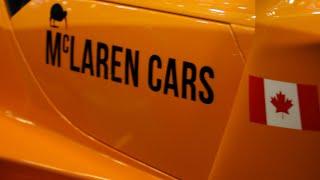 McLaren Montreal - AfterSales Manager Interview - ZV