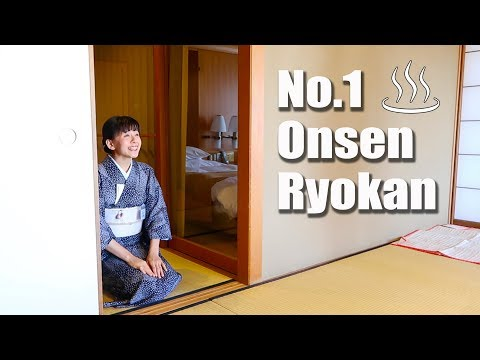 Experience the Best Onsen Ryokan in Japan - Kagaya