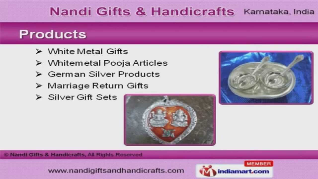 Handicrafts & Gift Items by Nandi Gifts & Handicrafts, Bengaluru