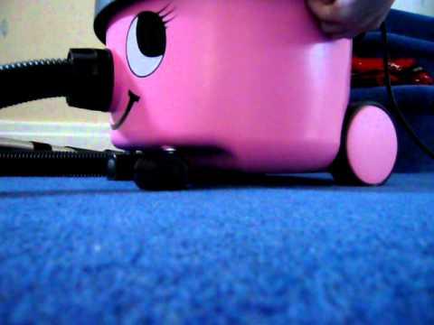 Numatic George Vacuum Cleaner Gve370 In 30 Seconds