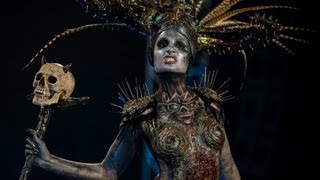 Repeat youtube video 2013 Review World Bodypainting Festival, in English