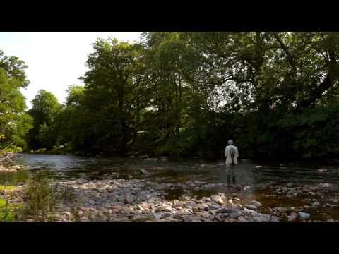 A Few Days Flyfishing In Mid Wales