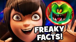 10 FREAKY SECRETS & Facts About HOTEL TRANSYLVANIA 3