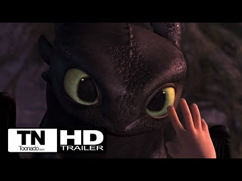 How To Train Your Dragon: The Hidden World - Official Trailer 1