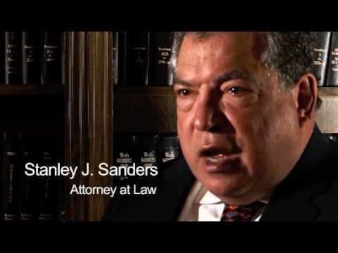 Stanley Sanders, Founding Partner, The Sanders Firm