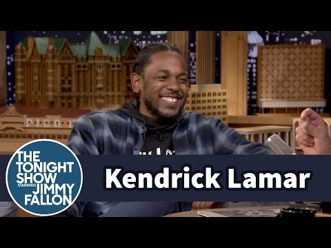 Kendrick Lamar Doesn't Want to Surpass Michael Jackson