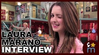 laura marano sings fan message twerk fail and talks austin ally season 3