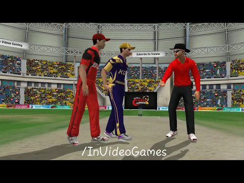 7th May IPL Royal Challengers Bangalore V Kolkata Knight Riders World Cricket Championship Gameplay