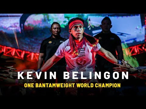 ONE Highlights | Kevin Belingon Is Born To Be A World Champion