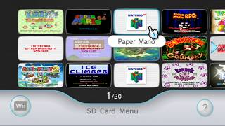 Remembering the Wii Virtual Console and WiiWare