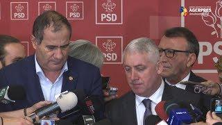 Adrian Ţuţuianu şi Marian Neacşu - excluşi din PSD