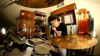 Arctic Monkeys - A Certain Romance - Pedro Nobre (Drum Cover)