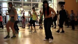DJ Unk 2 Step Hip Hop Choreo