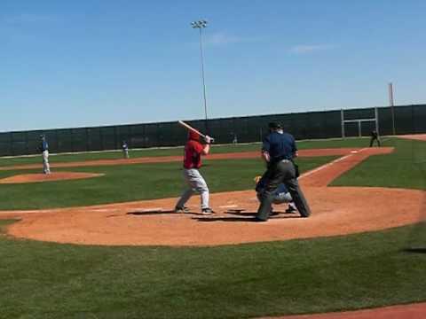 Cincinnati Reds vs. LA Dodgers 2010 Minor League Spring Training