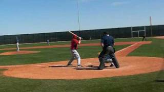 Cincinnati Reds vs. LA Dodgers 2010 Minor League Spring Training