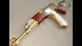 Фото эксклюзивного оружия