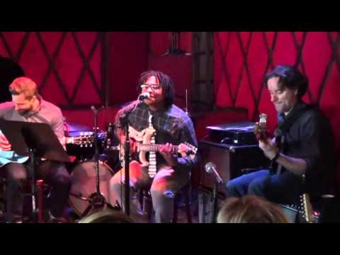 Ricky Persaud, Jr. performed @ Rockwood Music Hall in 2015