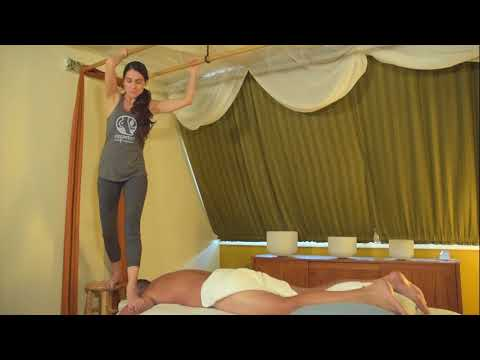 Work with gravity and not against it - Ashiatsu and Barefoot Massage by DeepFeet Bar Therapy
