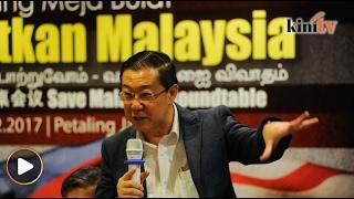 Dr M harus ke Sabah, Sarawak rampas 'fix deposit' - Guan Eng