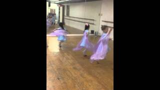 Assistant Teaching at DMR - Pre Primary Ballet