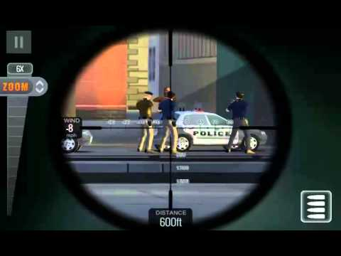 Sniper 3d assassin shoot to kill martinville mission 1 40 for 3d walkthrough