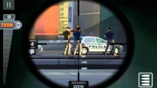 Sniper 3D Assassin Shoot to Kill Martinville Mission 1-40 Walkthrough Gameplay