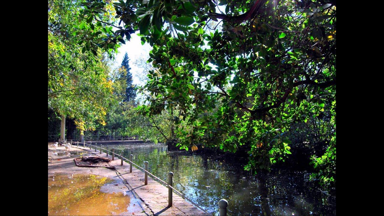 Carmen de los m rtires jardines granada youtube for Jardines de gomerez granada