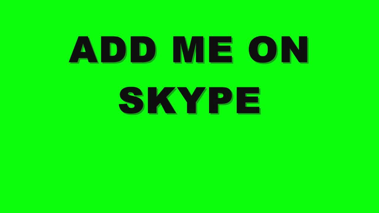 Girls skype name