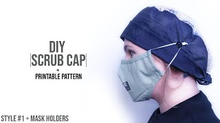 How to Make a Scrub Cap