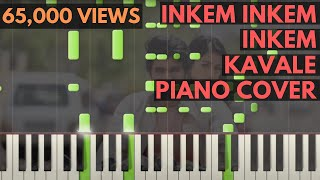Inkem Inkem Inkem Kavale Piano Cover - Geetha Govindam