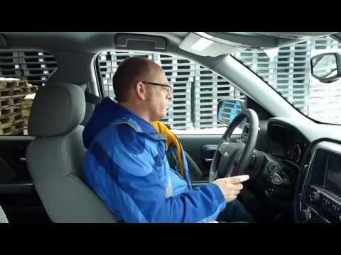2014 Chevrolet Silverado Winter Tire Test
