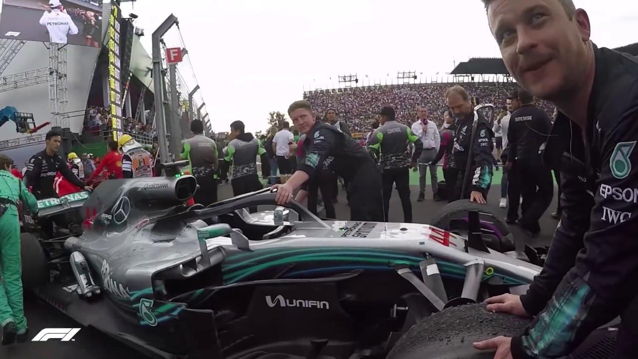F1: Lewis Hamilton wins Mexico Grand Prix - as it happened!