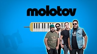 Como tocar: Frijolero - Molotov [ MELODICA ][ TUTORIAL ][ NOTAS ]