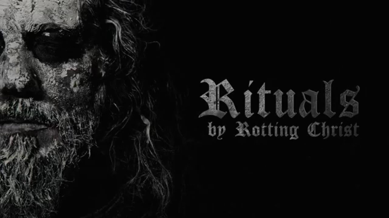 Rotting Christ Image: Rituals New Album Teaser 2016