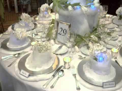 Arreglos Florales para Matrimonio y Decoracion de Eventos YouTube