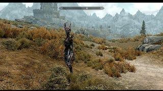 The Elder Scrolls V: Skyrim. Мертвый трэлл. Горелый спригган. Прохождение от SAFa