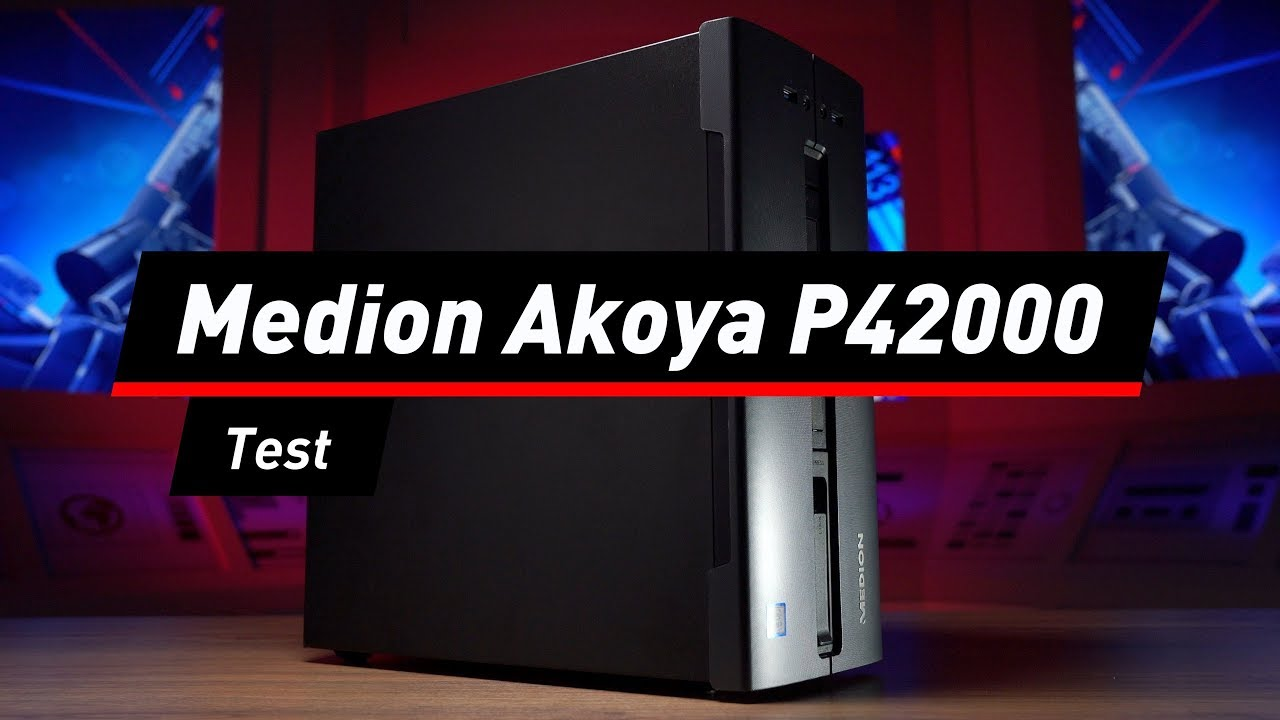 aldi pc medion akoya p42000 im test gut und g nstig youtube. Black Bedroom Furniture Sets. Home Design Ideas