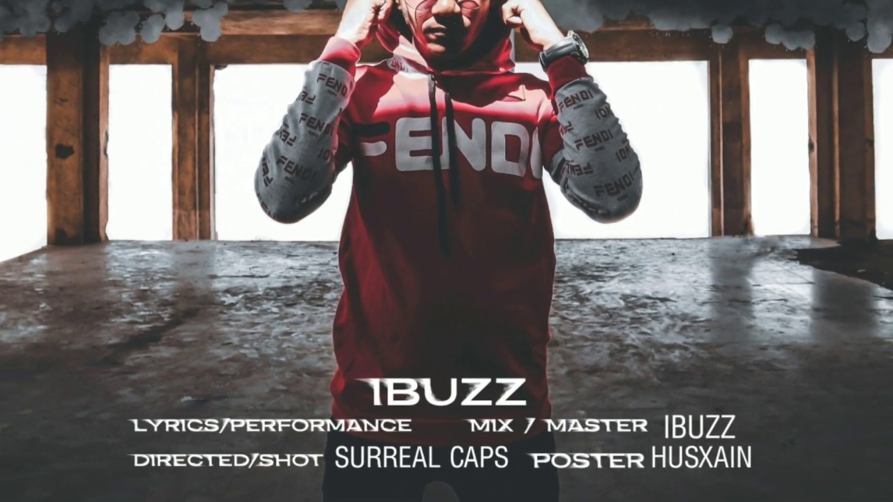 Download IBUZZ - MOTION POSTER | ATTITUDE | NEW HINDI RAP SONG