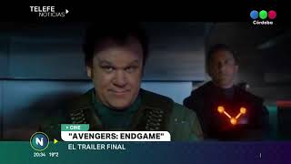 Un nuevo adelanto de Avengers