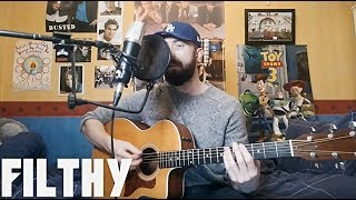 Justin Timberlake - Filthy - Cover