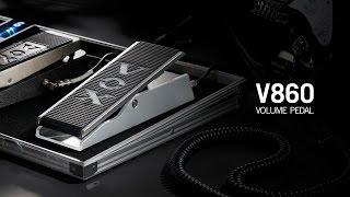 VOX V860 – Hand-Wired Volume Pedal