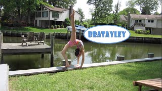 Gymnastics by the Water (WK 229) | Bratayley