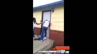 Brothers Beat Boy Ass for hitting their sister