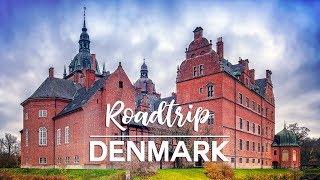 DENMARK | Roadtrip to Vallo Castle and Roskilde