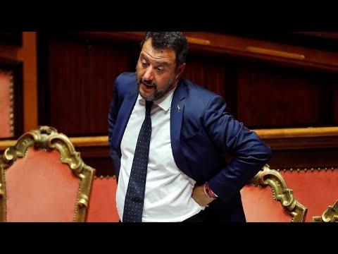 "Matteo Salvini da Pescara: ""c'eravamo tanto amati"""