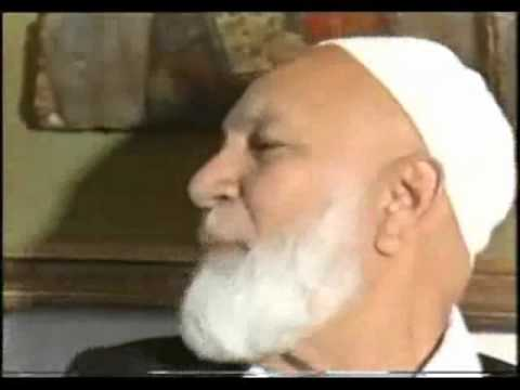 Freely Speaking A brief Interview of Ahmad Deedat Part 3 of 4.wmv
