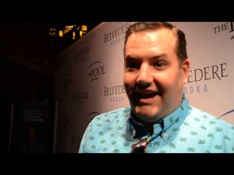 Ross Mathews Interview at the Pool After Dark