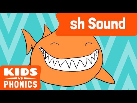 sh | Fun Phonics | How to Read | Made by Kids vs Phonics