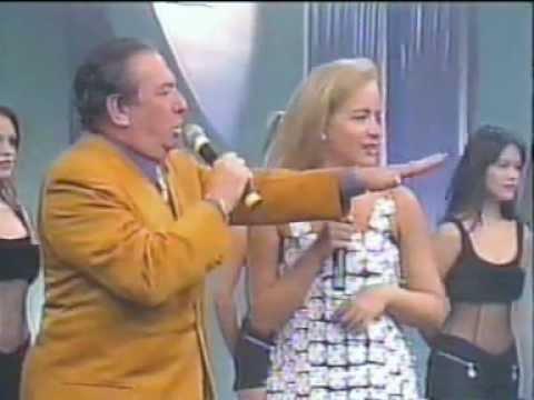 Raul Gil - Angélica divulga seu 10o. CD (1997)